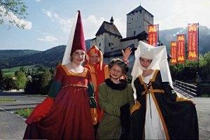 Ferienspaß auf Burg Mauterndorf