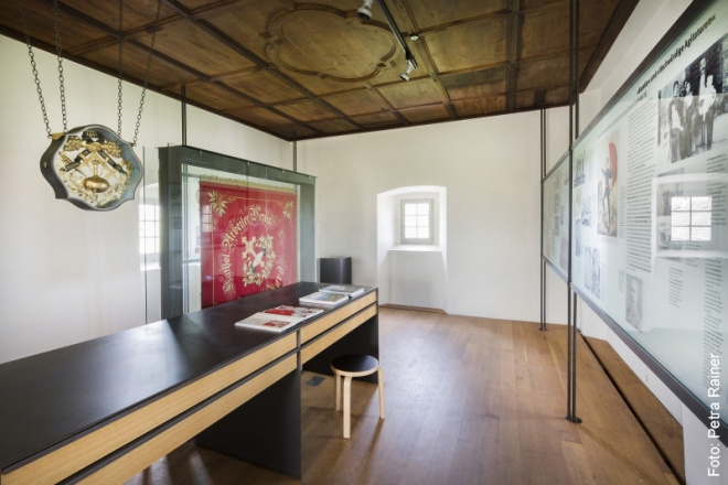 Textildruckmuseum Mittelweiherburg Hard