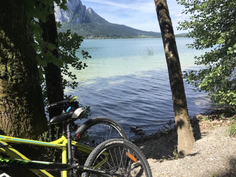 Radtour Mondsee
