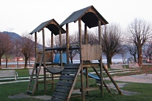 Mondsee Spielplatz