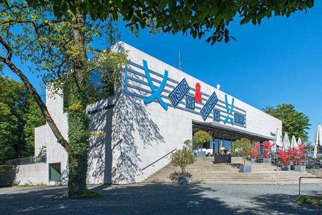 Museum der Moderne Salzburg Mönchsberg