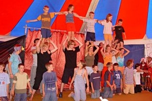 PAN Sommerschule Zirkus