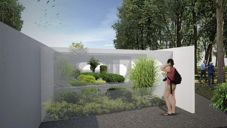 Gartenkunst im Kaiser-Josef-Park