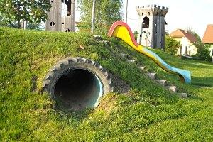 Spielplatz in Peygarten-Ottenstein