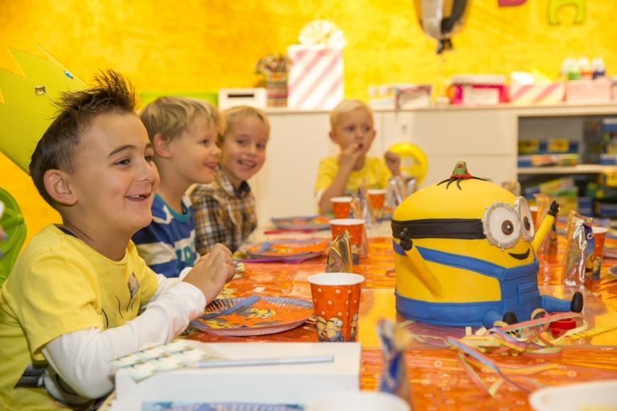 Kindergeburtstagsparty im Planet Lollipop Weberzeile