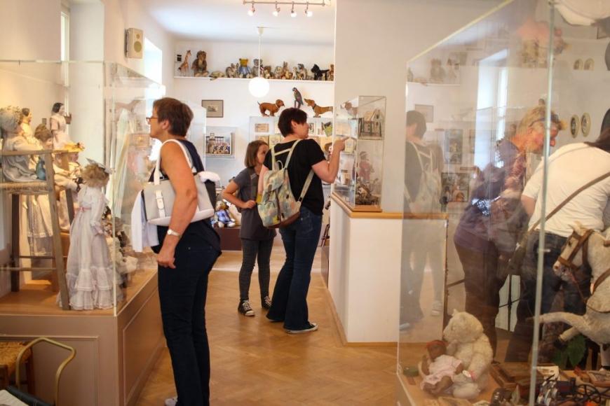 Puppen- und Spielzeugmuseum Baden