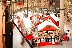Weihnachten im Q19 Einkaufsquartier Döbling