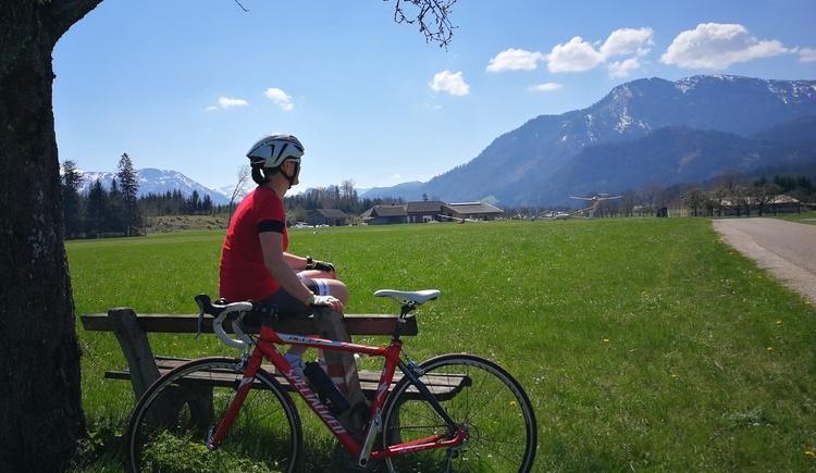 Radfahren im Almtal