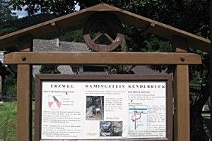 Erzweg in Kendlbruck /Ramingstein