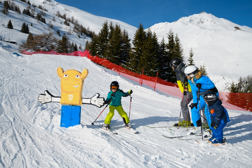 Skigebiet Rauris
