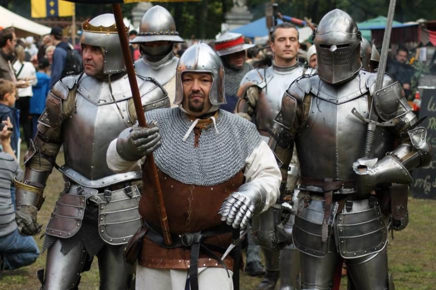 Ritterfest Alt Erlaa