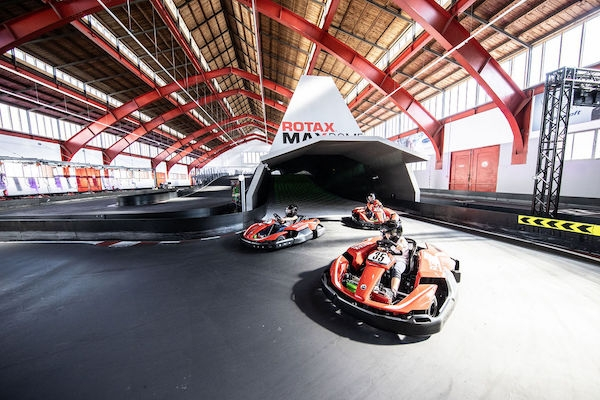 Rotax MAX Dome Linz
