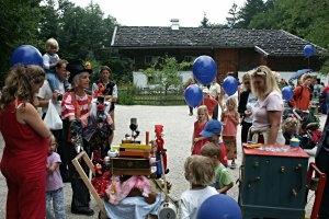 Kinderfest im Salzburger Freilichtmuseum