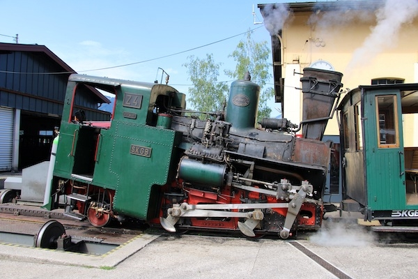 (c) Salzkammergut Lokalbahn