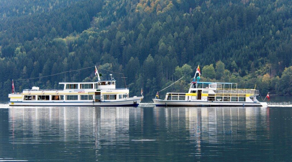 Schifffahrt Millstätter See