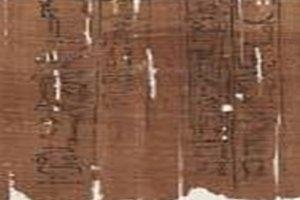 Märchenhafte Schriftrollen: Der Prinz aus Ägypten
