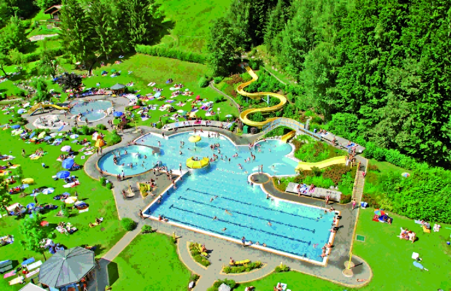 Schwimmbad Leogang
