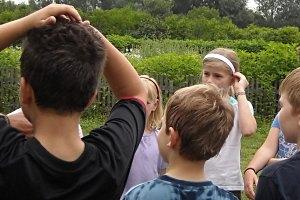 Schule: Sinneserlebnis Wald in der Silbertaler Waldschule