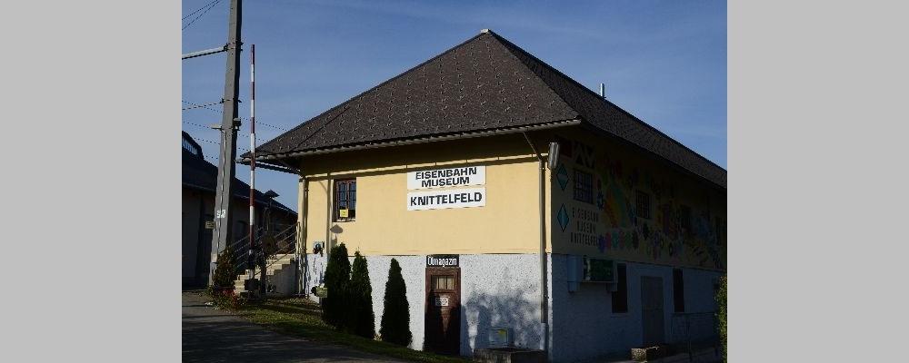 Eisenbahnmuseum Knittelfeld