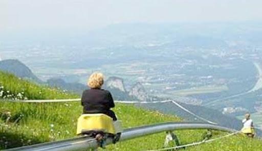 Sommerodelbahn Keltenblitz