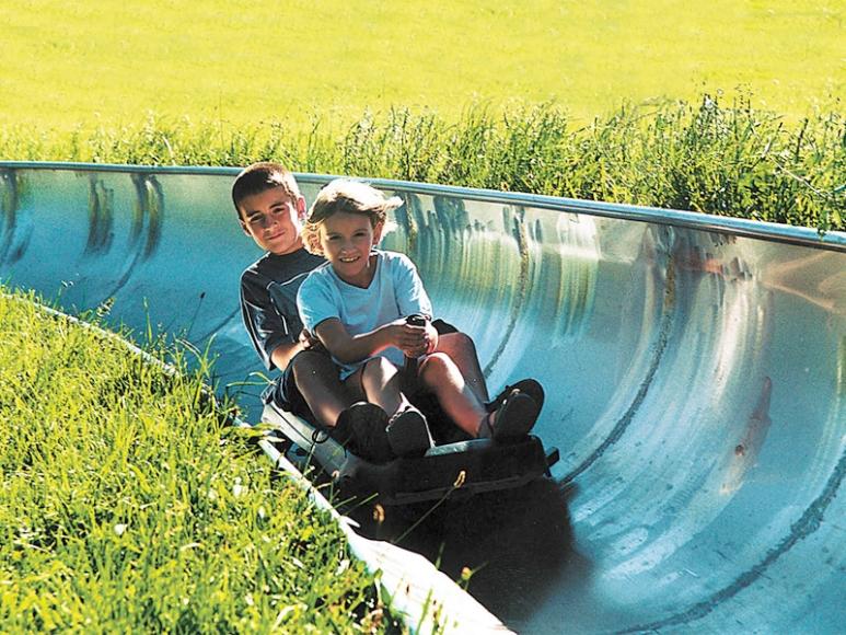 Sommerrodelbahn Jagdmärchenpark Hirschalm