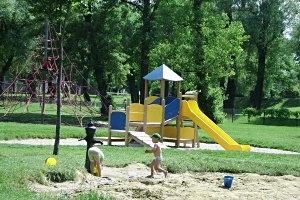 Spielplatz Mühlwasser