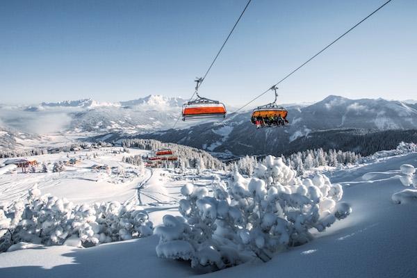 Skigebiet Flachau