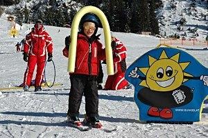 St. Leonhard: Skigebiet Pitztaler Gletscher und Rifflsee