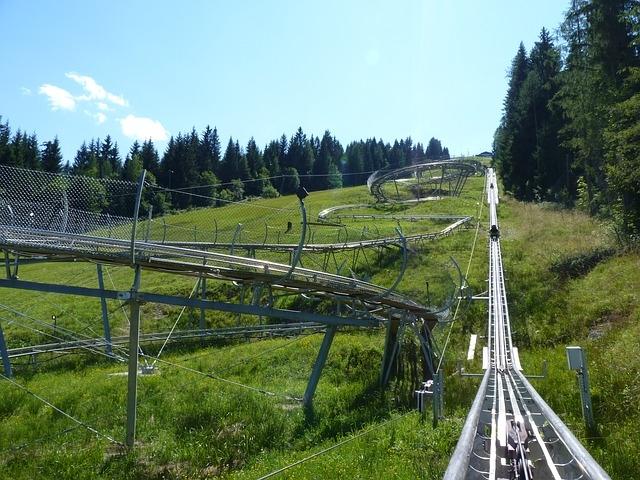 Sommerrodelbahn Moosburg
