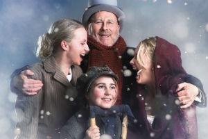 """teatro: """"Die Weihnachtsgeschichte"""" in der Stadtgalerie in Mödling"""