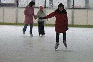 Villach Stadthalle Eislaufen