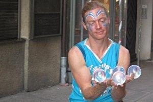 Villach Straßenkunstfestival