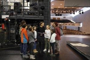 Schule: Vorarlberger Landestheater Bregenz