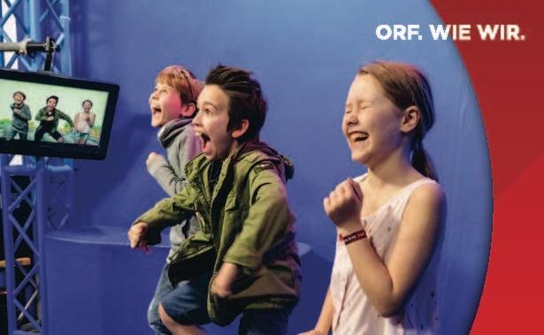 Ferienspaß im ORF Zentrum