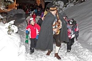 Märchenfestival: Winter- und Adventmärchen in  Wattens