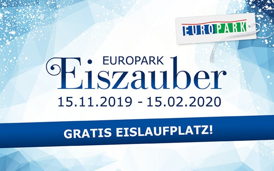 Eislaufen beim Europark
