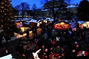 Weihnachtsdorf im Alten AKH