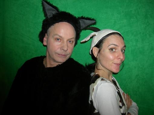 Gisela und Wolfgang