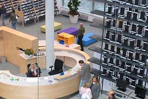 Stadtbibliothek Linz