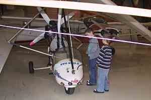 Kindergeburtstag im Flugmuseum Aviaticum Wr. Neustadt