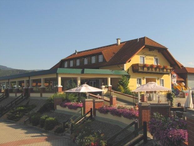 Restaurant Zechner - Außenansicht