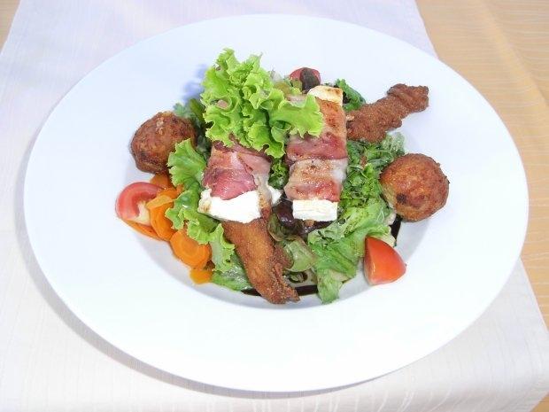 Restaurant Zechner - Salat Dreierlei