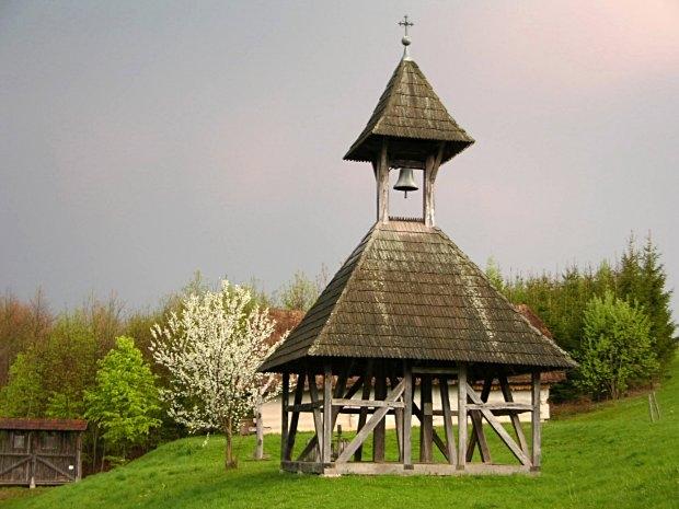 Freilichtmuseum Ensemble Gerersdorf - Glockenturm