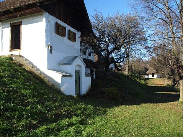 Freilichtmuseum Ensemble Gerersdorf - Presshaus