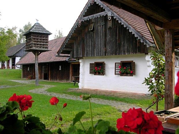 Freilichtmuseum Ensemble Gerersdorf - Taubenschlag