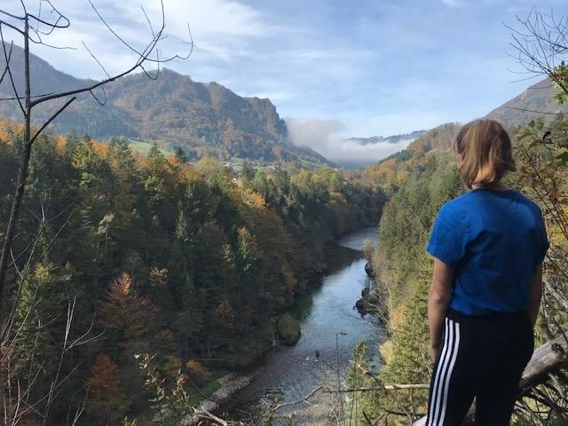 Familien-Wanderung zur Rinnenden Mauer
