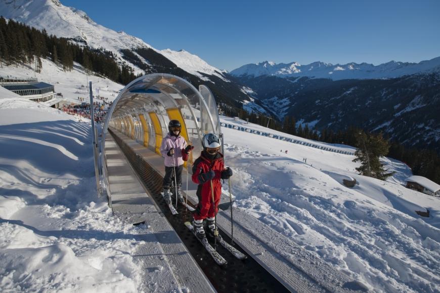 Sunny Mountain Ski-Erlebnispark in Kappl