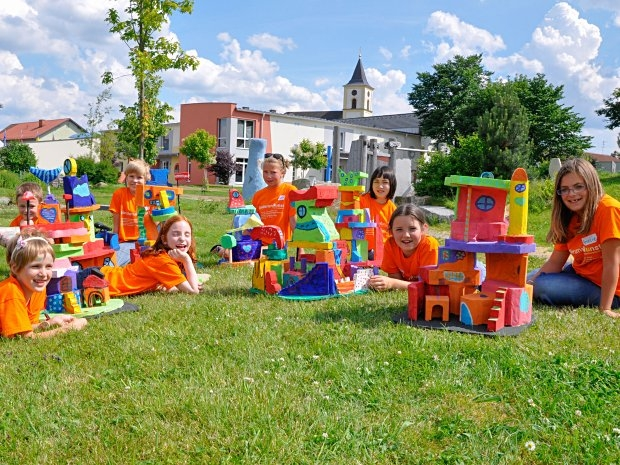 Kinderkunst im Kunstmuseum Waldviertel