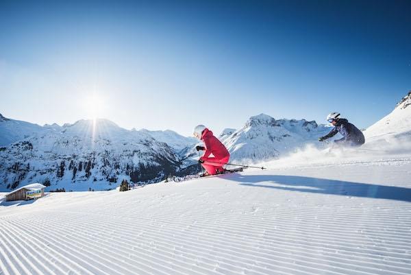 Lech Ski Arlberg
