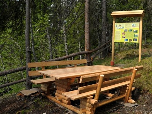 Walderlebniswelt Lesachtal